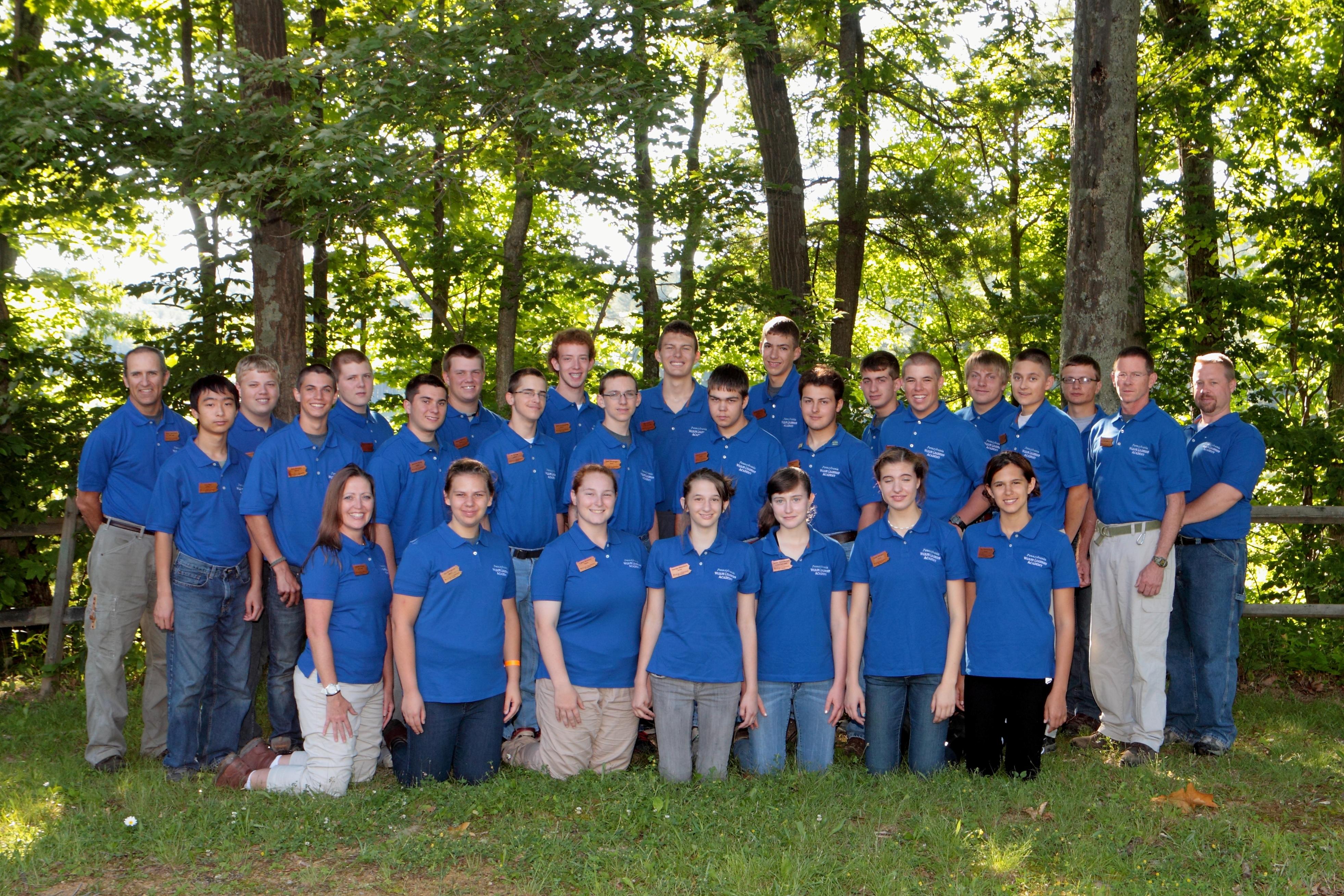 Bucktails Class of 2012