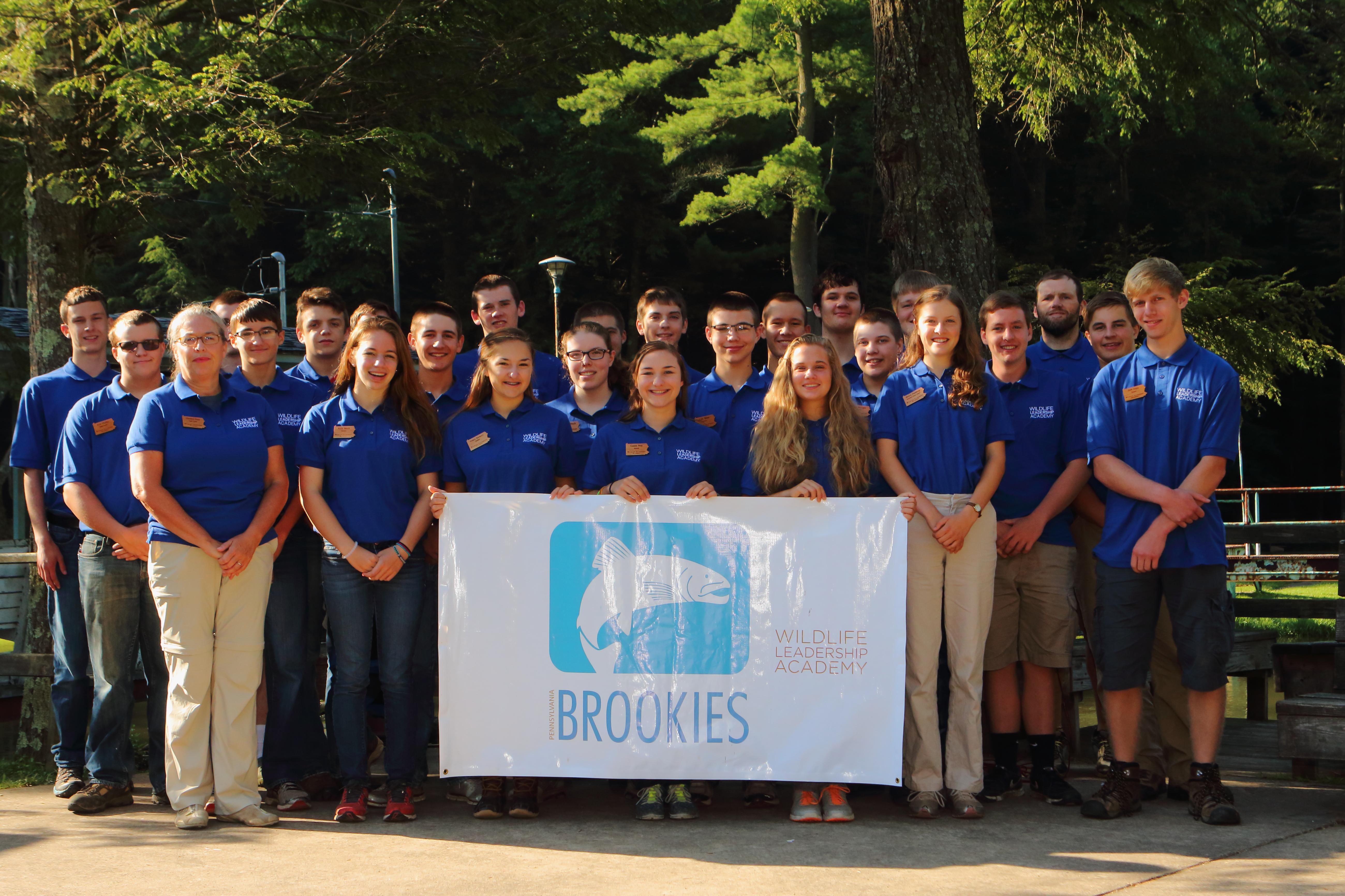 Brookies 2015 Team Photo