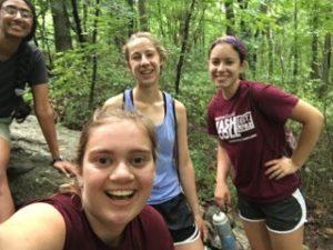 leah-hiking-selfie